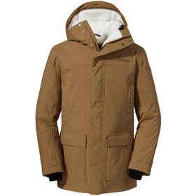 Schöffel Rotterdam Insulated Jacket Men, chipmunk